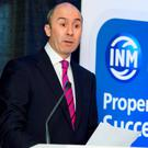 Hibernia Reit chief executive Kevin Nowlan