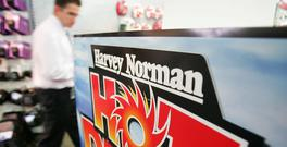 Harvey Norman returned to profit last year after breaking several sales records during Christmas 2015. Photo: Ian Waldie/Bloomberg News.