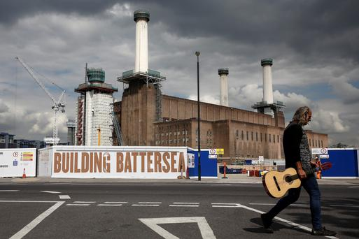Nama has been criticised for selling off assets like Battersea Power Station in London too quickly, instead of holding out in the hope of larger return