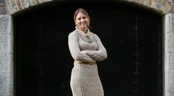 Lucinda Kelly of Popertee, which has won first prize in the Wayra UK pitch contest