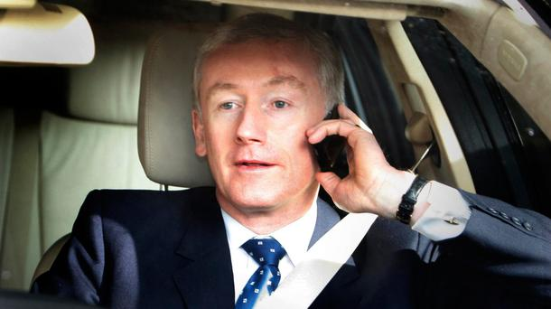 Ex-RBS CEO Fred Goodwin