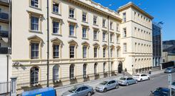 Adelaide Chambers' €8m guide price represents a keen capital value of €452 per sq ft