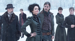 Sky's Penny Dreadful was filmed in Ireland and the broadcaster said it showed its commitment to the country