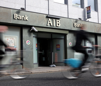 'Income taxes on ordinary workers are now €7bn a year higher than before the crash, to say nothing of other charges and levies, mainly to fund the bail-out of the banks. And customers of banks are being treated abysmally, while our regulators stand back and watch.' File photo: Bloomberg