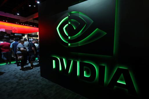 A note on Nvidia clipped the high-flying tech firm's wings