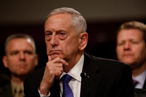 US Defence Secretary Jim Mattis has called the Committee on Foreign Investment in the United States 'outdated'