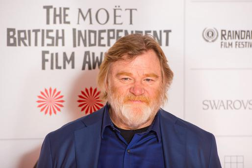 Brendan Gleeson accused the ad industry of touting lies