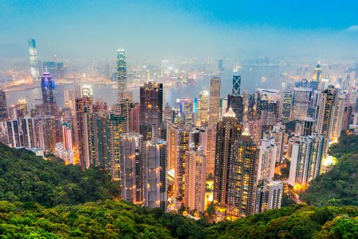 Hong Kong - a new record was set there for the cost of a parking spot