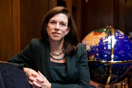 Kristin Forbes is due to leave the BoE at the end of the month