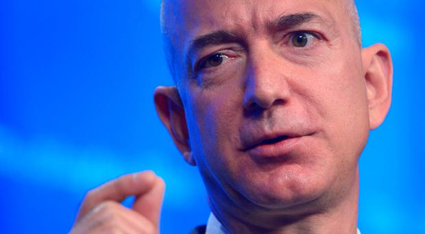 Jeff Bezos is $5 billion away from being the world's richest person