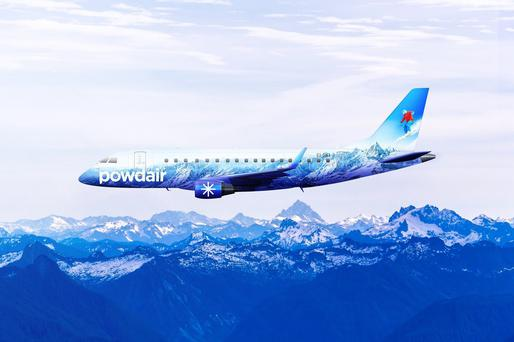 Powdair might launch a Dublin service