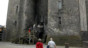 Visitor numbers climbed last year at Shannon Heritage, which operates a number of tourist attractions including Bunratty Castle and Folk Park in Co Clare