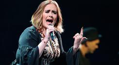 Adele's shows at the 3Arena brought in €2.4m over two nights.