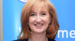 Lucy Gaffney, chairwoman of Communicorp. Photo: Collins