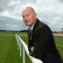Derek McGrath, Curragh race course chief executive. Photo: David Conachy