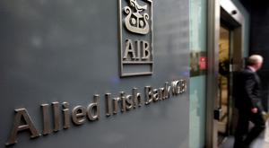 AIB's initial public offering was priced at €4.40 per share, equating to valuation of 0.9 times book, based on a projected end of 2017 net asset value – a steep premium to Bank of Ireland's current valuation. Stock image