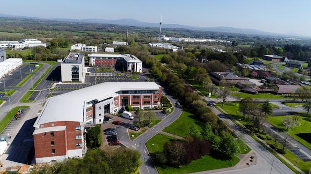 The Plassey Portfolio is a collection of three grade A office buildings in the National Technological Park in Limerick