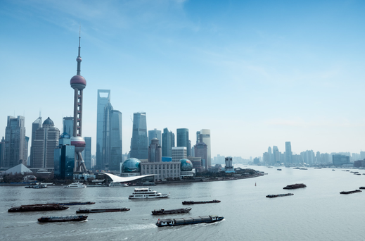 The EI office in Shanghai is one of four costing over €1m to run.