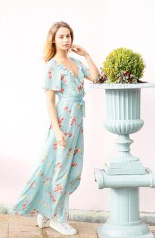 internationalOne of the outfits in Avoca's spring/summer 2017 collection