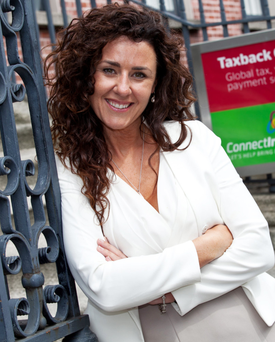 Connect Ireland chief executive Joanna Murphy.