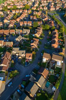 The housing market is suffering a slow strangulation due to the lack of second-hand homes for sale (stock image)