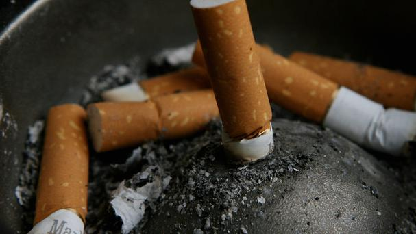 "Long-time anti-smoking campaigner Professor Luke Clancy said the Government must deal with the entire issue of roll-ups if it is ever to achieve its stated aim of a ""smoker-free Ireland by 2025"". Stock picture"
