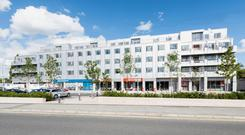Hines' €37.7m acquisition of the Montrose Student Residence was one of the most valuable transactions in the first half of 2017