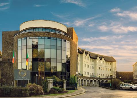 The Millrace Hotel is located directly opposite to the entrance of the Jeff Howes-designed Bunclody Golf Club