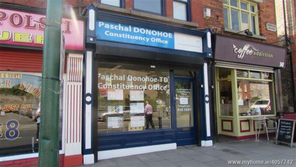 The sale of No 344 North Circular Road will not affect finance minister Paschal Donohoe's constituency operation