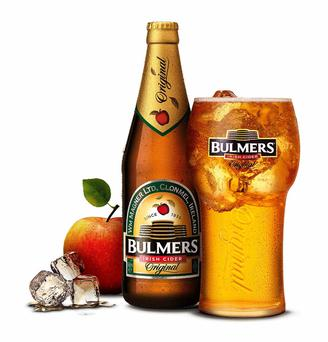 Bulmers was relaunched in March with a new media campaign