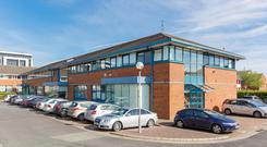 Melford are quoting €2.5m for Unit 5B Sandyford Business Centre