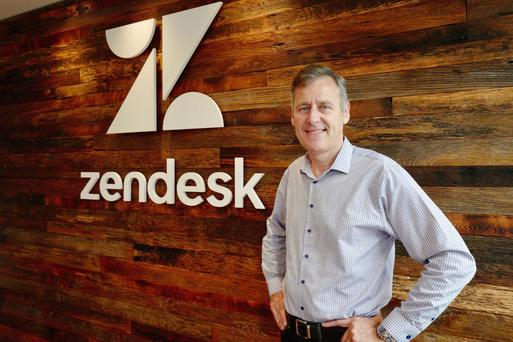 Colum Twomey, vice-president of engineering at Zendesk, says the company will also be hiring non-tech staff for its Dublin operation. Picture: Adrian Weckler
