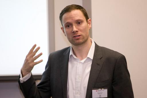 Michael Clancy, managing director of Spark Foundry Dublin