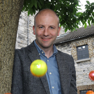 Graham Ross, Lottoland's Irish boss, is targeting the National Lottery's online business by appealing to smartphone consumers under the age of 40