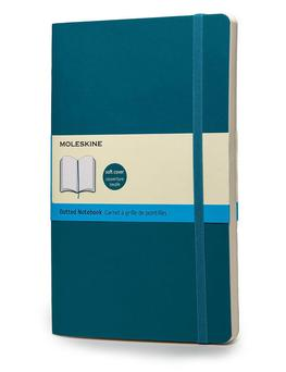 Moleskine Soft Cover Underwater Blue Pocket Dotted Notebook, €10.20, amazon.co.uk
