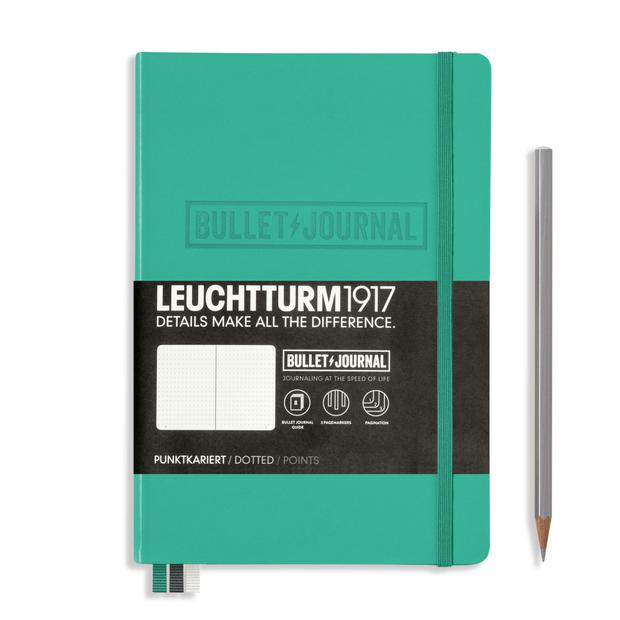 Leuchtturm1917 Bullet Journal Edition, €21, shop.designist.ie