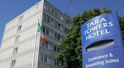 Dalata acquired the Tara Towers Hotel for €13.2m in January 2016