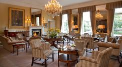 Dublin's Merrion Hotel is co-owned by Hastings Hotels Group and businessmen Lochlann Quinn and Martin Naughton