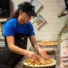 Domino's Pizza customers will be able to order using Amazon Echo in an 'industry first'. Photo: Bloomberg