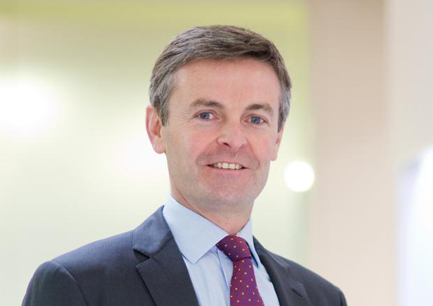 Tullow Oil CEO Paul McDade