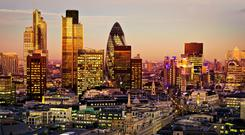 The City of London looks set to lose more business because of Brexit