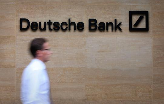 The German bank had warned of moving the 'vast majority' of its London staff to Frankfurt in light of Brexit