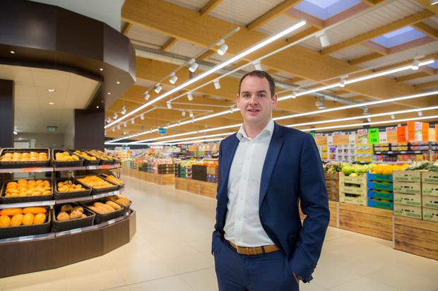 'There are more than 10,000 Lidl stores in Europe, so the opportunity presented for an Irish food or drink producer in getting a wide listing within the group is enormous,' says 35-year-old John Paul Scally