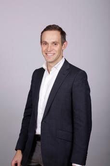 Peter Jackson, CEO of WorldPay's UK unit, will take over as CEO at Paddy Power Betfair