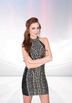 Irish singer Una Healy had eight top 10 hits with the Saturdays