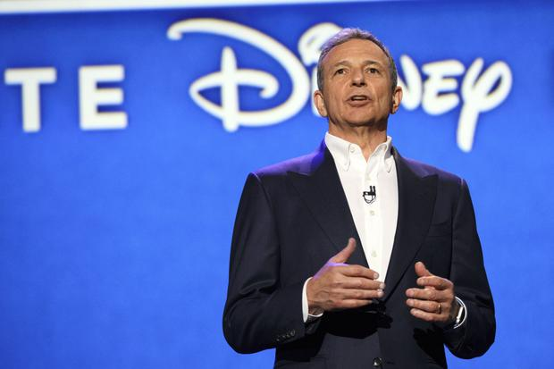 Disney Chief Bob Iger says the company is 'reacting to the marketplace'