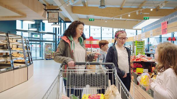 Chemistry's work for Lidl, like its Trolleycam ad, has been well received