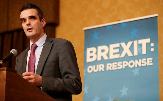 IFA president Joe Healy initially turned down the post
