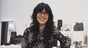 Designer Chupi Sweetman launched her eponymous jewellery brand in 2014 and now exports to 64 countries