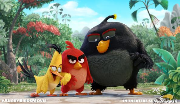 Angry Birds maker Rovio's sales doubled after movie success
